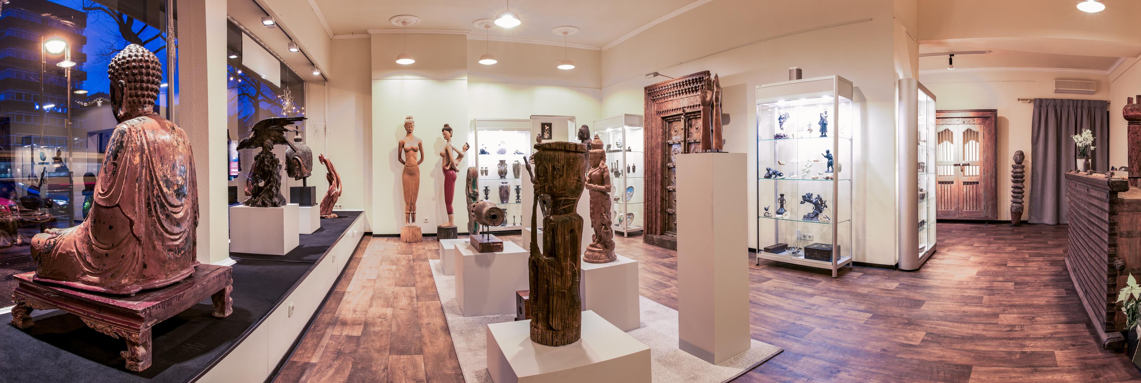 Galerie Darya Kunst und Antiquitäten